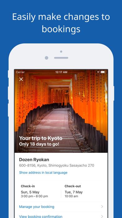 Screenshot for Booking.com Travel Deals in Australia App Store