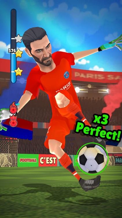 PSG - Football Freestyle screenshot-3