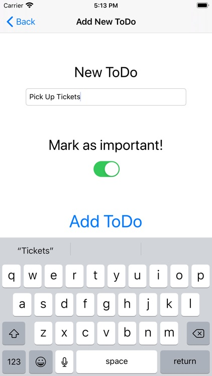My Super Simple ToDo List screenshot-3