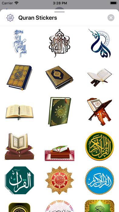 Quran Stickers Screenshot