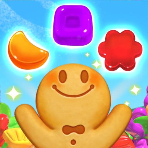 Candy Rush : Blast Puzzle