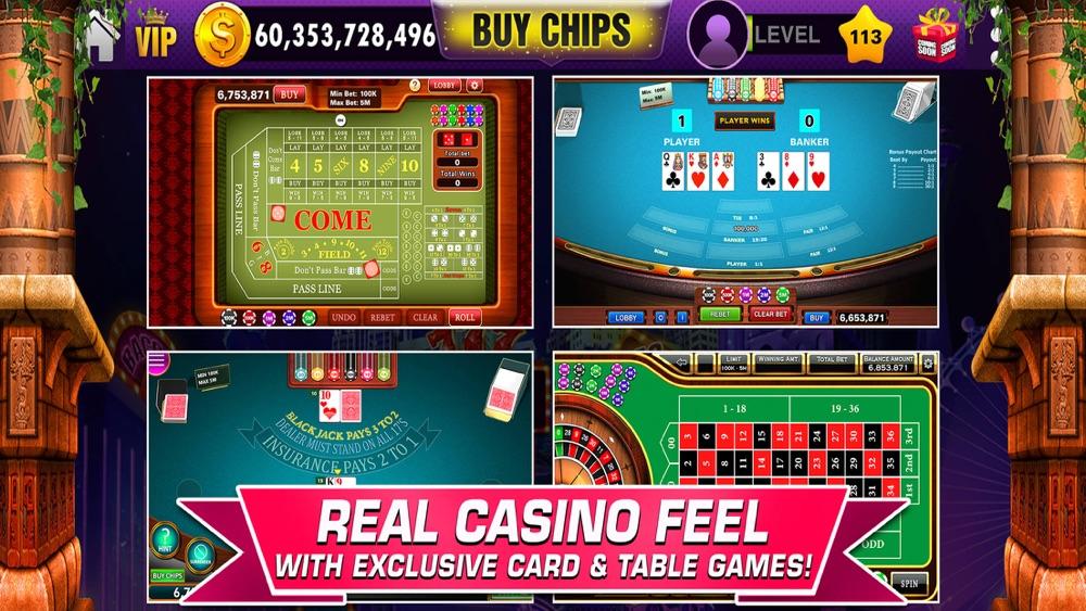 Slots Casino Windows Phone