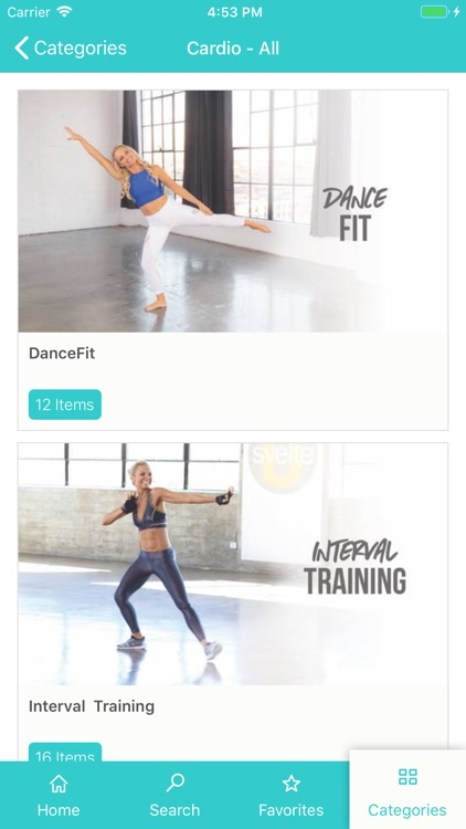 Pilates Barre On Demand screenshot-5