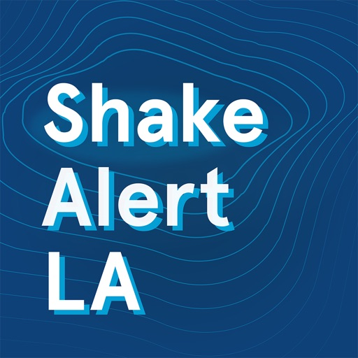 ShakeAlertLA free software for iPhone and iPad