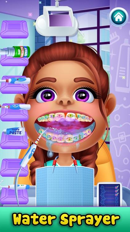 Dentist Care Games screenshot-8