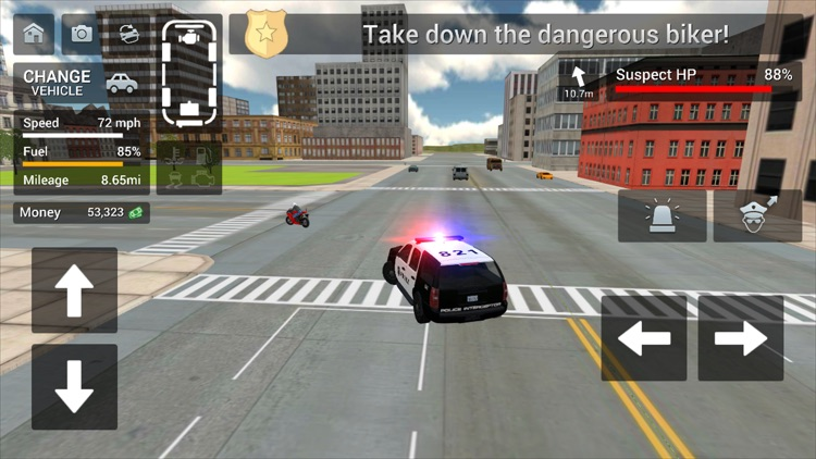 Police Simulator Cop Car Duty screenshot-0