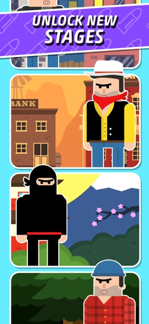 Mr Bullet - Spy Puzzles on the App Store