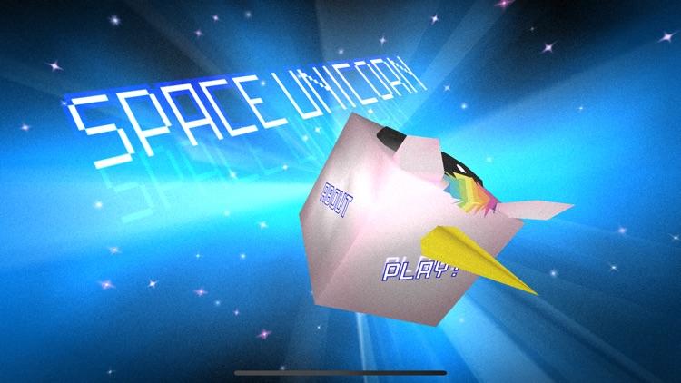 Space Unicorn: 3D Adventure screenshot-3