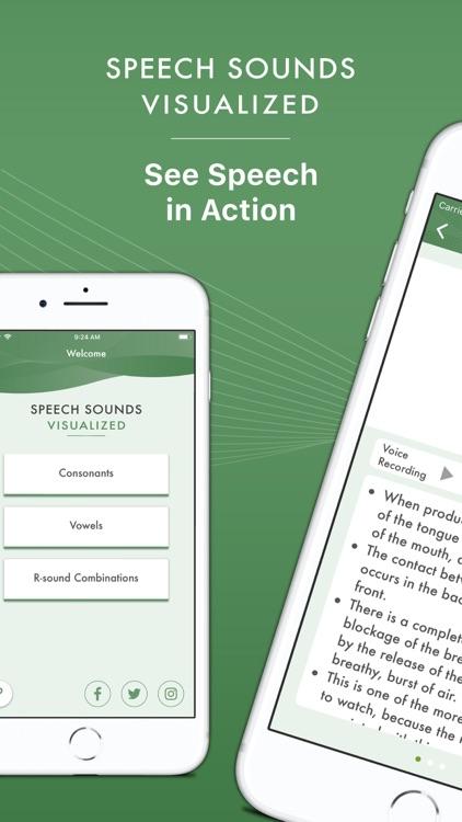 Speech Sounds Visualized screenshot-0
