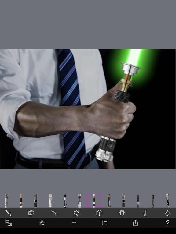 Lightsaber Camera Deluxe screenshot 10