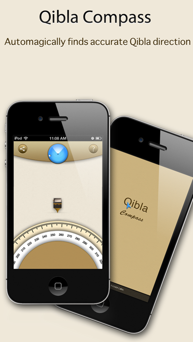 Top 10 Apps like iSalam: Qibla Compass in 2019 for iPhone & iPad