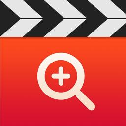 Ícone do app Video Zoom! - Apply Zoom, Crop