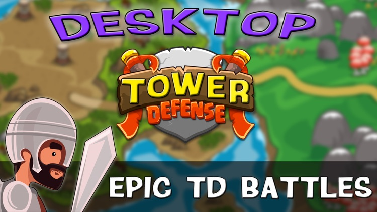 Desktop Tower Defense! screenshot-4