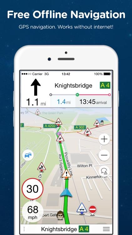 Navmii Offline GPS UK & ROI