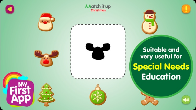 Match It Up - Christmas screenshot-3
