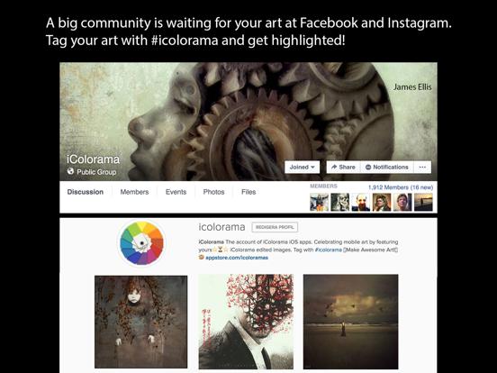 iColorama Screenshots