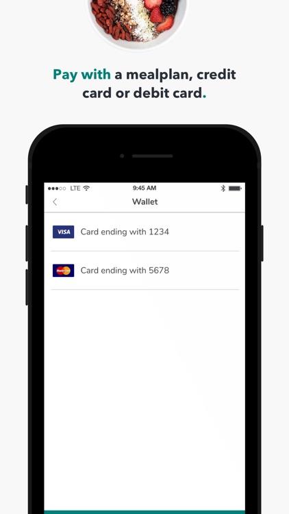 Boost: Mobile Food Ordering screenshot-3