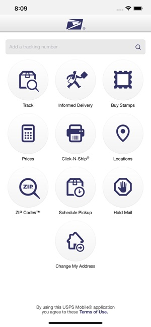 USPS Mobile® on the App Store