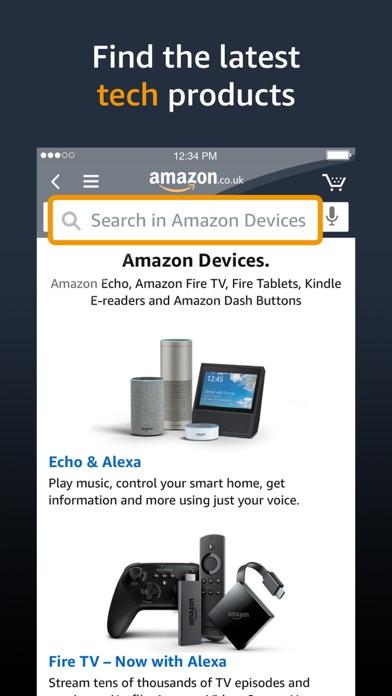 Screenshot for Amazon in Estonia App Store