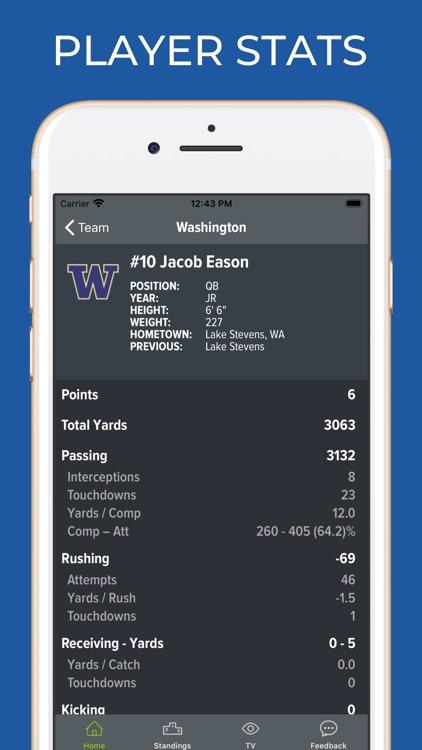 Washington Football screenshot-3