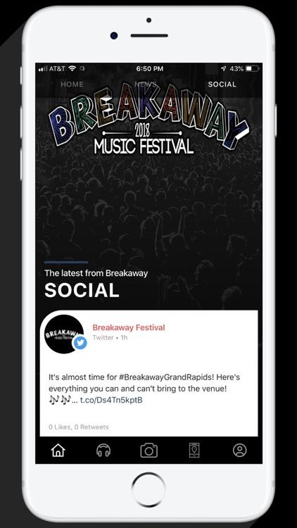Breakaway Festival - Tennessee