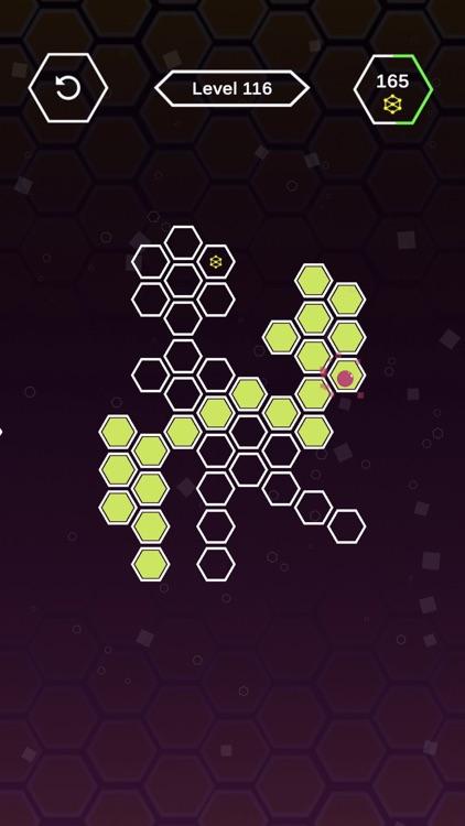 Roller Splat Hexagon screenshot-7