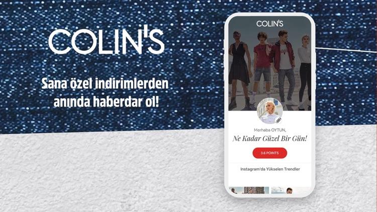 COLIN'S LOYALTY screenshot-5