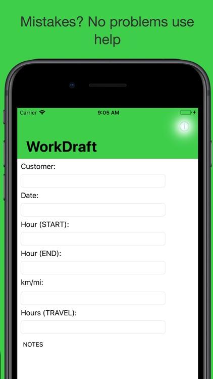 WorkDraft