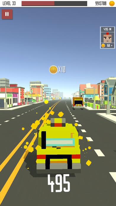 Taxi Rush screenshot 5