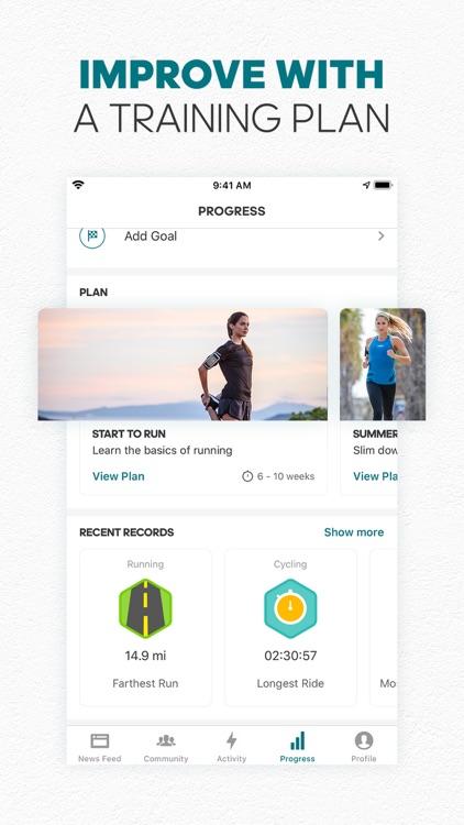 adidas Runtastic Running App screenshot-4