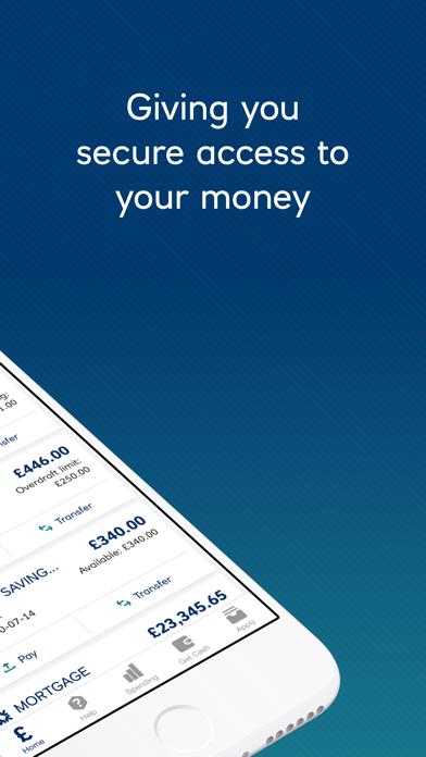Royal Bank of Scotland screenshot two