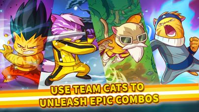 Tap Cats: Epic Card Battle CCG screenshot 3