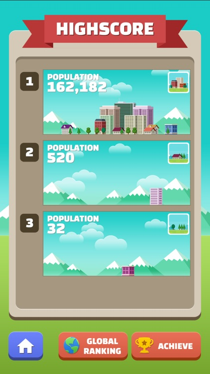 My Little Town : Number Puzzle screenshot-3