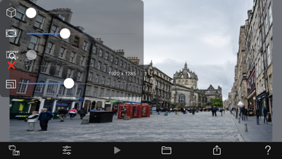 Wide Conversion Lens screenshot 2