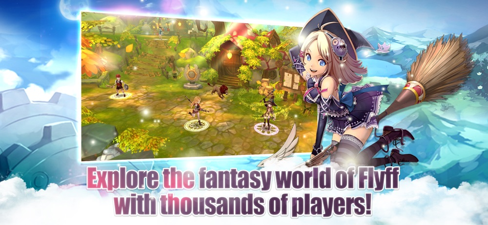 Flyff Legacy – Anime MMORPG Cheat Codes
