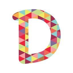 Ícone do app Dubsmash - Dance & Lip Sync