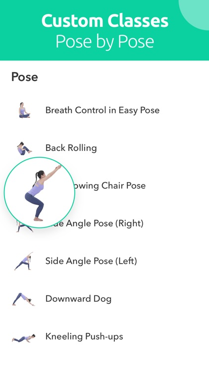 YogaMe-Personal Yoga Plan screenshot-3