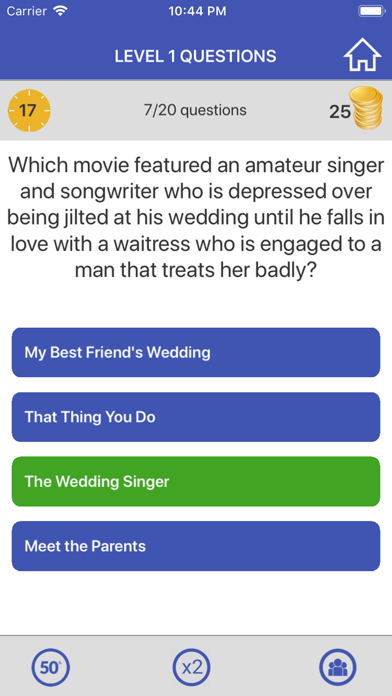 Guess Movie Name Quiz | App Price Drops