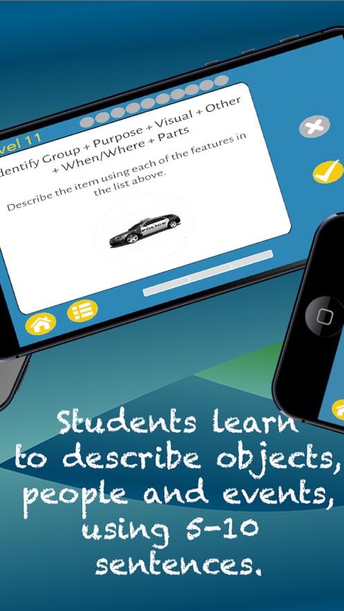 Describing Skills App 截图