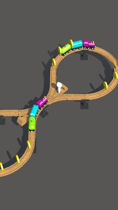 TrainRailMaze screenshot 2