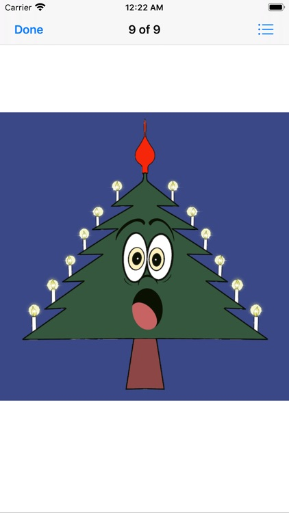 Christmas Tree Emotion sticker screenshot-7