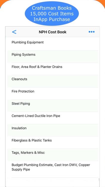 Plumbing Invoices & Estimates