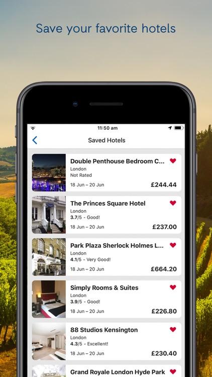 ebookers Hotels & Flights screenshot-6