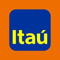 Ícone do app Banco Itaú - sua conta no app