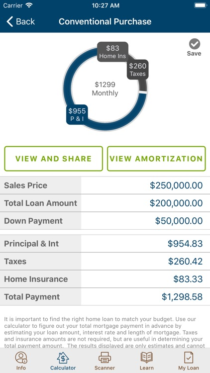 Trinity Oaks Mortgage screenshot-3