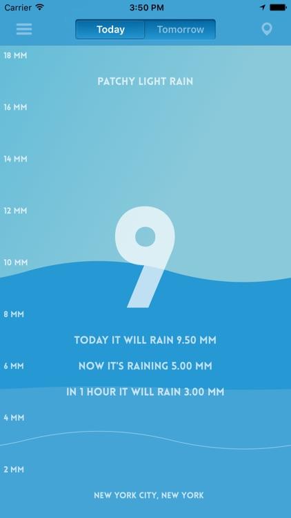 Pluviometer - Rain gauge screenshot-0