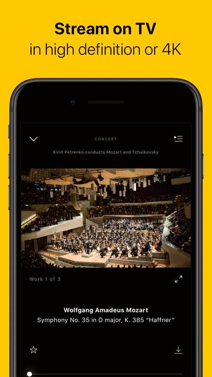 Digital Concert Hall screenshot-4