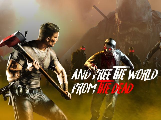 ‎DEAD TRIGGER 2 Zombie Shooter Screenshot