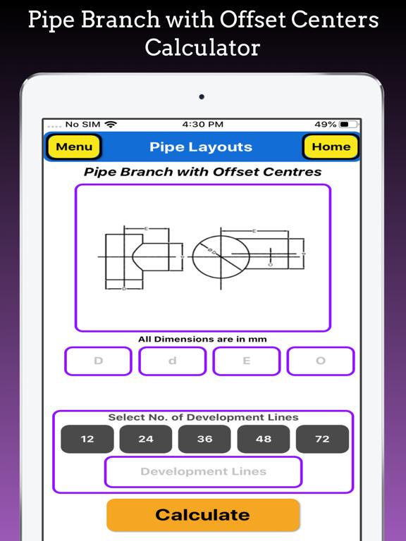 Branch Pipe Layouts Pro screenshot 16