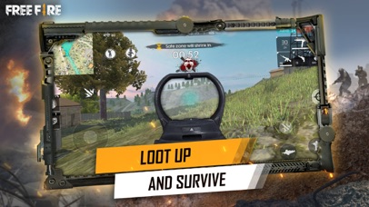 Screenshot for Garena Free Fire in Denmark App Store